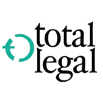 total legal logo square